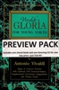 Vivaldi's Gloria for Young Voices Preview Pack