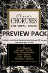 Classic Choruses for Young Voices Preview Pack