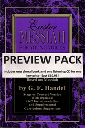 Easter Messiah for Young Voices Preview Pack