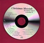 Christmas Messiah for Young Voices Listening CD