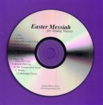 Easter for Young Voices Listening CD