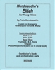 Mendelssohn's Elijah for Young Voices Print Orchestration