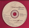 Christmas Messiah for Young Voices Accompaniment CD