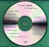 Vivaldi's Gloria for Young Voices Accompaniment CD