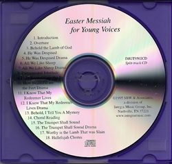 Easter for Young Voices Accompaniment CD