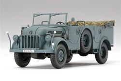 German Steyr 1500A/01 Light Truck - Field Grey