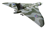 RAF Avro Vulcan Strategic Bomber - XH558 Vulcan to the Sky Return to Flight, Buntingthorpe Airfield, England, October 2007