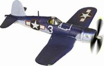 US Navy Chance-Vought F4U-1A Corsair Fighter - Ensign Frederick Streig, VF17, Rabaul, January 1944