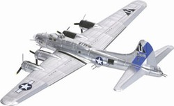 Commemorative Air Force Boeing B-17G Flying Fortress Heavy Bomber - Sentimental Journey
