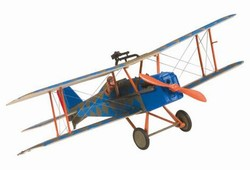 Royal Flying Corps Royal Aircraft Factory S.E.5a Night Fighter - Lt. C. A. Lewis, B658, No. 61 Squadron, Home Defense, 1918