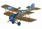 Royal Flying Corps Royal Aircraft Factory S.E.5a Fighter - Captain W. A. Billy Bishop, No. 61 Squadron, 1917