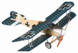 German Albatross D.V Fighter - Lt. Friedrich Ritter von Roth, Jasta 23B, 1918