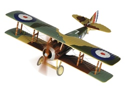 Royal Flying Corps SPAD XIII Fighter - Captain William M. Fry, No.23 Squadron, January 1918