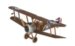 Royal Flying Corps Sopwith Camel Fighter - Capt. Henry Woollett, No. 43 Squadron, Spring 1918