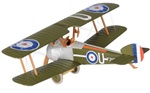 Royal Flying Corps Sopwith Camel Fighter - Capt. Donald Roderick MacLaren, No. 46 Squadron, Athies, Somme, France, October 1918