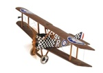 Royal Flying Corps Sopwith Camel Fighter - 8239D, Capt C.M. McEwen, No. 28 Squadron, Italy, January 1919
