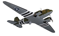 "USAF Douglas C-47A Skytrain Troop Transport - ""That's All Brother"", Lead D-Day Aircraft, 87th Troop Carrier Squadron, 438th Troop Carrier Group, June 5th/6th, 1944 [75th Anniversary of the D-Day Invasion]"