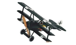 German Fokker Dr.1 Triplane Fighter - Josef Carl Peter Jacobs, Jasta 7, 1918