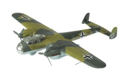 German Dornier Do 215 B-4 Kauz Light Bomber - G2+JH, 4/Aufkl. Gr, Battle of Britain, August 30th, 1940