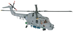 Royal Navy Westland Lynx Mk.8 Helicopter - Fleet Air Arm 815 Naval Air Station, HMS Manchester, 2008