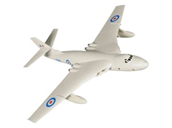 RAF Vickers Valiant B Mk1 Strategic Bomber - XD818, Operation Grapple, Christmas Island, 1957