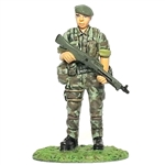 Spanish Special Operations Commando, 2000