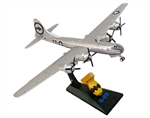 "USAAF Boeing B-29 Superfortress Heavy Bomber - ""Bockscar"", 509th Composite Group, Hiroshima, Japan, August 6th, 1945 [with 1:72 Scale ""Fat Man"" Atomic Bomb]"