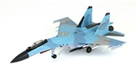"Chinese PLAAF Sukhoi Su-35S ""Super Flanker"" Multirole Fighter - 6th Aviation Brigade, Suji Air Force Base, China"