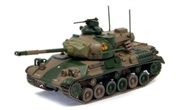 Japanese Ground Self-Defense Forces Type 61 Main Battle Tank - 10th Tank Battalion, 8th Division, Japan, 1993