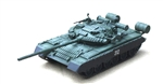 Russian T-80BV Main Battle Tank - Russian - Chechen War, 1994-1995