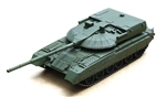 "Russian T-80UM2 ""Black Eagle"" Main Battle Tank - Russian Army Prototype, 1997"