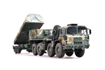 NATO M1014 MAN Tractor and BGM-109G Gryphon Ground Launched Cruise Missile