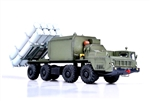 "Russian Early Type MAZ Chassis with ""Bal-E"" Mobile Coastal Defense Missile Launcher and Kh-35 Anti-Ship Cruise Missiles"