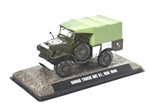 US Navy Dodge WC51 6x6 1-1/2 Ton Weapons Carrier