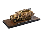 German Wurfkorper M F1 50 Stuka zu Fuss Halftrack with Rocket Launchers