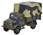 British Army Bedford OX Lorry Truck - 1st Armoured Division, 1941