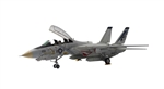 "US Navy Grumman F-14A Tomcat Fleet Defense Fighter - VF-143 ""Pukin Dogs"""
