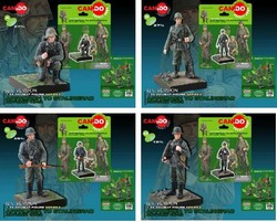 Series 2: Approach to Stalingrad, Four Piece Set