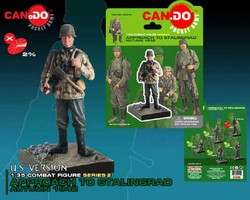 Approach to Stalingrad, Autumn 1942 - Limited Edition German Soldier