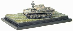 German Sd. Kfz. 173 Jagdpanther Tank Destroyer Series: Limited Edition German PzKpfw V Panther Ausf. G Medium Tank