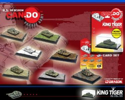 German Sd. Kfz. 182 PzKpfw VI King Tiger Heavy Tank Series