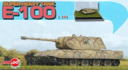 German PzKpfw VIII E-100 Super Heavy Tank - Summer Camouflage