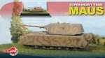 German PzKpfw VIII Maus Super Heavy Tank - Summer Camouflage
