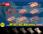 US M1 Abrams Main Battle Tank Series