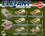 German Elefant / Ferdinand Heavy Tank Destroyer Series