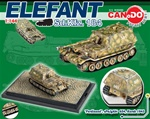 German Elefant / Ferdinand Heavy Tank Destroyer Series: Sd.Kfz. 184 Ferdinand Tank Destroyer - schwere Panzerjager Abteilung 654, Kursk, 1943