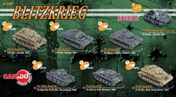 German Blitzkrieg Military Vehicle Series