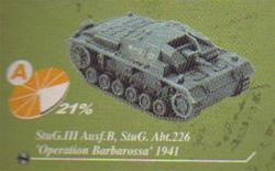German StuG III and StuG IV Assault Gun Series: StuG III Ausf.B, Abt.226, Operation Barbarossa, 1941