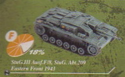 German StuG III and StuG IV Assault Gun Series: StuG IV Early Production, StuG Brigade 907, Italy, 1944
