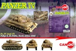 German Sd. Kfz. 161 PzKpfw IV Medium Tank Series: Panzer IV Ausf. F1 Medium Tank - Panzer Regiment 5, 21.Panzer Division, North Africa, 1942